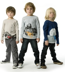 hip clothing line for kids