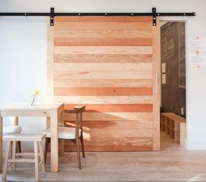 interior barn doors are so cool