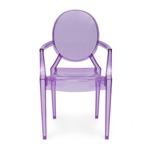 great purple chair