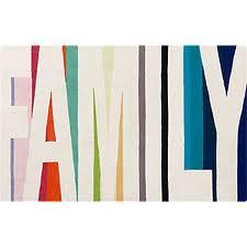 fabulous fun Family rug !