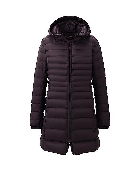 ultra light down coat